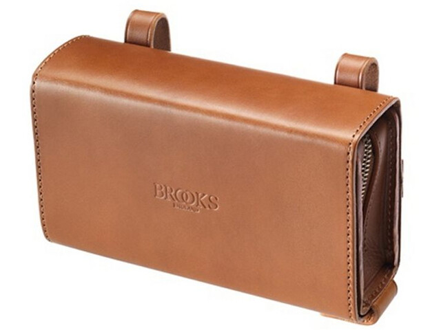 Brooks D-Shaped Zadeltas, oranje
